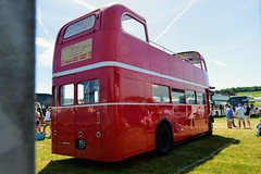 RM471 WSJ737 (PD3.) Tags: bus buses coach grandstand races racing derby 2019 epsom downs epsomdowns surrey investec open top topless topper timebus aec routemaster rm471 rm 471 wsj737 wsj 737