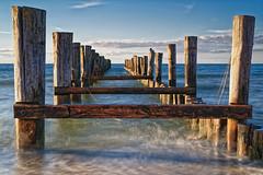3D_GSW00298 (blende2006) Tags: horizonte zingst meer strand langzeitaufnahme seebrücke landschaft sony a7mk2