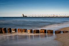 3D_GSW00284 (blende2006) Tags: horizonte zingst sonnenuntergang meer strand langzeitaufnahme seebrücke landschaft sony a7mk2