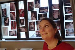 photo show (Djuliet) Tags: 365days selfportrait year13 photoshow p7 uni university body