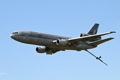 McDonnell Douglas KDC-10-30CF T-264 Royal Netherlands Air Force (Jarco Hage) Tags: byjarcohage aviation airplane aircraft volkel ehvk netherlands nederland luchtmacht luchtmachtdagen opendag opendagen 2019 afb air force base royal militair vliegbasis basis defensie airbase navo airshow show rnlaf mcdonnell douglas kdc1030cf t264