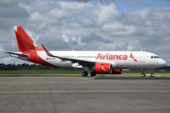 PR-OBI A320-251N(SL)  Avianca Brazil (n707pm) Tags: ireland airplane airport aircraft airline airbus a320 320 coclare snn probi shannonairport einn rineanna aviancabrazil cn7514 320neo 06062019