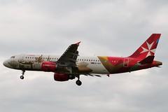 9H-AEO Heathrow 24 May 2019 (ACW367) Tags: 9haeo airbus a320 airmalta heathrow