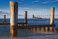 3D_GSW00297 (blende2006) Tags: horizonte zingst meer strand langzeitaufnahme seebrücke landschaft sony a7mk2