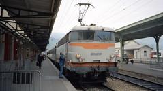 1998-05-06 Railway Station Le Fayet (beranekp) Tags: france frankreich le fayet railway eisenbahn železnice station bahnhof nádraží