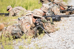 2nd Regiment Platoons Go Through Standard Operation Procedure (armyrotcpao) Tags: cst2019 2ndregiment advancedcamp army armyrotc cst cadet cadets ftx ftxprep fortknox kentucky rotc sop ambush cadetsummertraining military standardoperationprocedure teamwork training