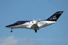 Wijet   Honda HA-420 Hondajet   LX-WJB (Globespotter) Tags: paris le bourget wijet honda ha420 hondajet lxwjb