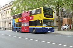 VT 21 Kildare Street 14/06/19 (Csalem's Lot) Tags: enviro500 vt vt21 145 kildarestreet dublin bus dublinbus volvo