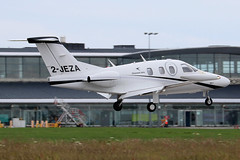 2-JEZA | Eclipse EA500 | Channel Jets (cv880m) Tags: guernsey guernseyairport gci channelislands aviation aircraft airplane airport airliner airline jetliner ttail bizjet 2jeza eclipse eclipseaviation ea500 channeljets guernseyregister