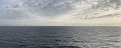 wind farm (mistdog) Tags: northsea sea photoscapex windfarm wind turbines maritime