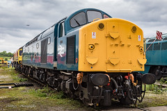 40012 & Lancaster (deltic17) Tags: class40 loco diesel ee englishelectric lancaster avrolancaster mrc midland canon