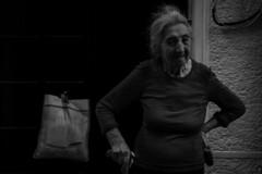 Old Woman (K.BERKİN) Tags: woman turkey tourism human oldwoman people portrait alpha street streetphoto streetphotograpy sony ilce7rm3 life istanbul city blackwhite mirroless