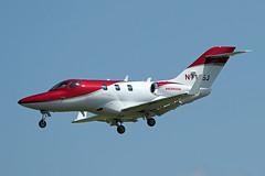 Honda Aviation   Honda HA-420 Hondajet   N719SJ (Globespotter) Tags: paris le bourget honda aviation ha420 hondajet n719sj