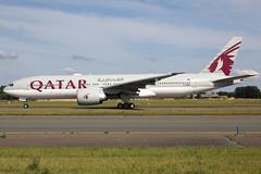 A7-BBA 14062019 (Tristar1011) Tags: ebbr bru brusselsairport qatarairways boeing 777200lr b772 a7bba