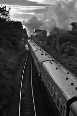 7029 Clun Castle (Martin Creese) Tags: 7029 clun castle vintagetrains hatton oxford175 nikon d90 june 2019 railway photography