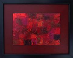 Framed  Burnt Red (2x000F) (Juan Al. Montoro) Tags: framed burnt red 2x000f