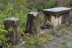 Antiguo pretil (esta_ahi) Tags: huesca pretil antiguo carretera olvena somontano somontanodebarbastro aragón spain españa испания