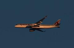 Qatar Airways / Airbus A350-941 / A7-ALJ (vic_206) Tags: qatarairways airbusa350941 a7alj bcn lebl