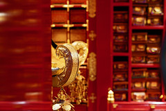 Buddha Tooth Relic Temple & Museum | Singapore (Paul Tocatlian | Happy Planet) Tags: singapore buddhist buddhisttemple happyplanet asiafavorites