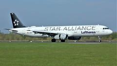 D-AIRW (AnDyMHoLdEn) Tags: lufthansa a321 lufthansagroup staralliance egcc airport manchester manchesterairport 05r