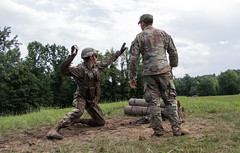 Advanced Camp, 3rd Regiment Cadets take on buddy team live-fire range during Cadet Summer Training. (armyrotcpao) Tags: 2019 3rdregiment advancedcamp army armyrotc buddyteamlivefire cst cst2019 cadetsummertraining fortknox lindenwooduniversity rotc saintjohnsuniversity universityofarkansas universityofnewmexico universityofsoutherncalifornia universityofutah