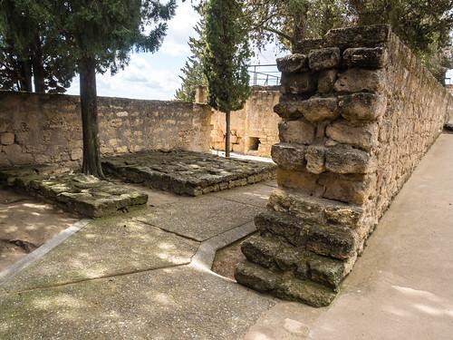 The North Gate of Madinat Al-Zahra