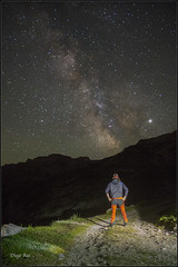 Los Caminos (Diego Rai) Tags: night nocturna via lactea estrellas stars milky way jupiter picos de europa astrophotography amateurastrophotogrphy hiking constelations asturias leon cantabria