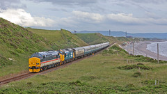 Challenging (Richie B.) Tags: 1z85 nethertown cumbria three peaks challenge drs direct rail services english electric british class 37 37419 37402