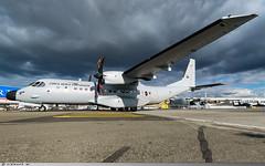 : CASA C-295M Portuguese Air Force 16707 (Clément W.) Tags: casa c295m portuguese air force 16707 lbg lfpb