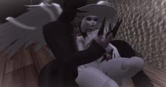 Love (†SY ☢ELIZABETH) Tags: secondlife seductive sl darksl fantasy fantasysl vampire gothic