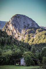 Cerro La Junta (Diego_Valdivia) Tags: cerro lajunta valle cochamo valley loslagos chile patagonia escalada climb bosque forest atardecer sunset canon eos 60d