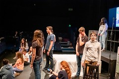'Brainstorm' rehearsal, 10 June - 03 (nican45) Tags: rehearsal art brainstorm mirrorless theatreroyal xt2 10062019 yorkshire studio 1024 photography youththeatre wideangle photographer fujifilm 2019 york june 10june2019 1024mm csc fuji fujinon nickansell xf1024mmf4rois theatre