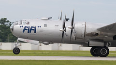 Boeing B-29 Superfortress NX529B (Vzlet) Tags: caf kmtn mtn bomber fifi boeing b29 superfortress nx529b