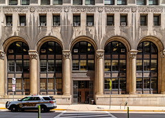 Pittsburgh County Office Building (Tony Webster) Tags: 542forbesavenue countyofficebuilding pennsylvania pittsburgh pittsburghbureauofpolice pittsburghpolice building downtown police policeofficer squad squadcar unitedstatesofamerica
