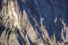 Muro de granito (Diego_Valdivia) Tags: cerro lajunta valle cochamo valley loslagos chile patagonia escalada climb bosque forest atardecer sunset canon eos 60d