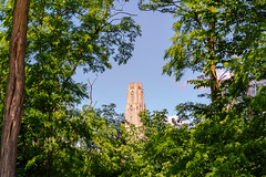 The Cathedral of Learning - Pittsburgh, Pennsylvania (Tony Webster) Tags: cmu carnegiemellonuniversity cathedraloflearning pennsylvania pitt pittsburgh tower universityofpittsburgh building campus college skyscraper trees unitedstatesofamerica