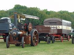 OU5247 2 090619 (stevenjeremy25) Tags: wallis steevens stoke row traction engine tractor 7872 duke wellington ou5247