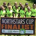 U12 Girls - Finalists - Northstars Cup 2019