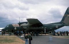 C-130 Hercules (Pentakrom) Tags: duxford 1975 lockheed c130 hercules usaf