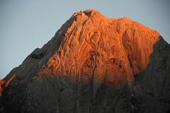 Trinidad al atardecer (Diego_Valdivia) Tags: cerro trinidad valle cochamo valley loslagos chile andes atardecer sunset granito granite escalada climbing canon eos 60d