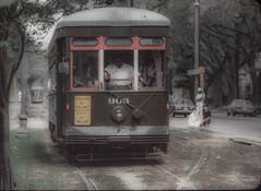 The St. Charles line, New Orleans (tvdflickr) Tags: nikon film scanned 2005 neworleans f5 photobytomdriggers thomasdriggersphotography tvdimages lightroom6