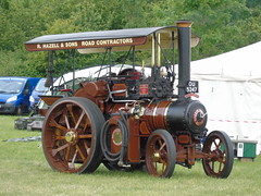 OU5247 1 090619 (stevenjeremy25) Tags: wallis steevens stoke row traction engine tractor 7872 duke wellington ou5247