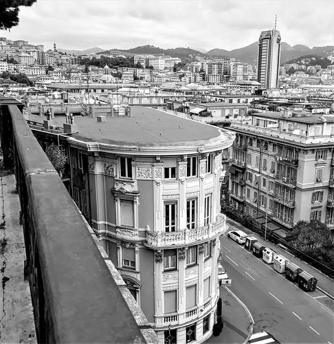 Genova via Innocenzo Frugoni