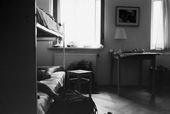 Hostel in Vienna, 2014 (tsmusic) Tags: hostel ruthensteiner austria vienna travel room europe traveling nikon fm