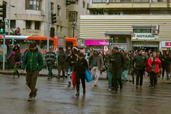 Lluvia (Nicolás Andrade Pezoa) Tags: santiago chile capital gente calle street photostreet lluvia