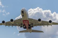 A6-EDD A380-861 Emirates (kw2p) Tags: a380861 a6edd airbus aircraft airlineoperator airport aviation egpf emirates airline aeroplane airplane flying flight kw2p scotland canon canon7dmkii 7dmkii gaaec glasgowairport egpfgla
