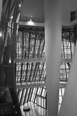 Guggenheim Museum, Bilbao (Hector Corpus) Tags: leicam240 voigtlandervm35mmf17ultron bilbao guggenheim museum blackandwhite