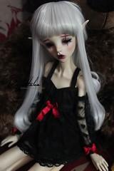 Murasaki (Puppet Tales Dolls) Tags: ooak ooakdoll doll repaint dollrepaint custom customization dollzone star bjd balljointeddoll bjdcustom