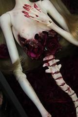 Madara (Puppet Tales Dolls) Tags: ooakdoll ooak bjd balljinteddoll repaint dollrepaint custom customization star dollzone