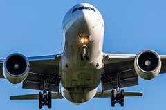 Air France 777-200ER on final (Norfolk Aviation Photography) Tags: fgspv 777200 boeing 777 boeing777